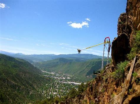 glenwood springs swing ride the giant swing picture of glenwood springs colorado