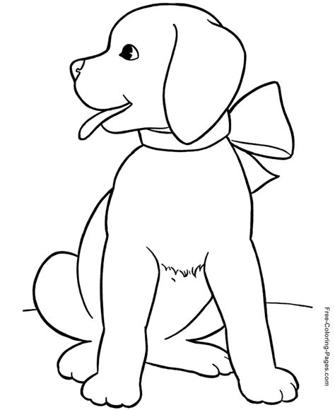 coloring pages pets animals caring for pets coloring pages