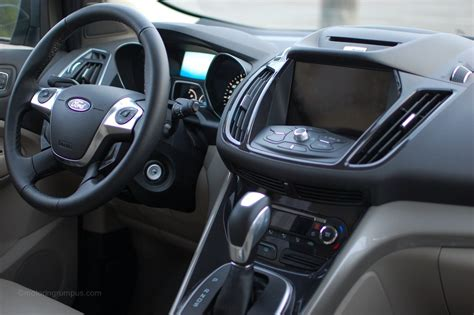 Ford Escape 2013 Interior by 2013 Ford Escape Review Motoring Rumpus