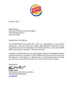 burger king sends three crowns to cabrera