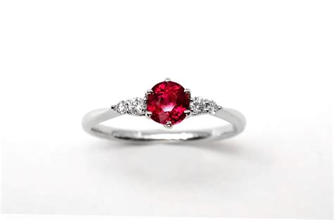 colored rings go the non traditional way opt for a vintage colored
