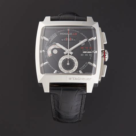 Tag Heuer Monaco Ls Automatic tag heuer monaco ls automatic cal2110 fc6257 store