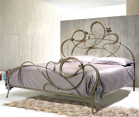 letto ferro battuto cosatto letto anemone cosatto