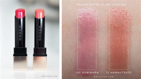 Lipstik Glow suqqu 2017 emilyloke