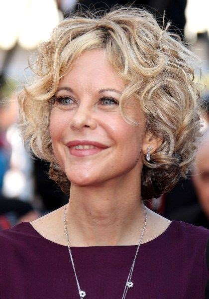 meg ryan long curly hairstyles meg ryans blonde curly hairstyle short hair cuts