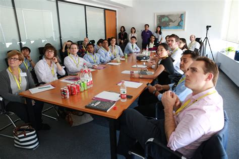 Wharton Mba Classes by Wharton Students Feel Pulse Of Innovation