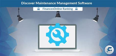 best maintenance software best maintenance management systems software reviews