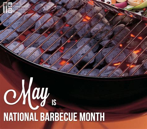 national month may is national barbecue month the companion