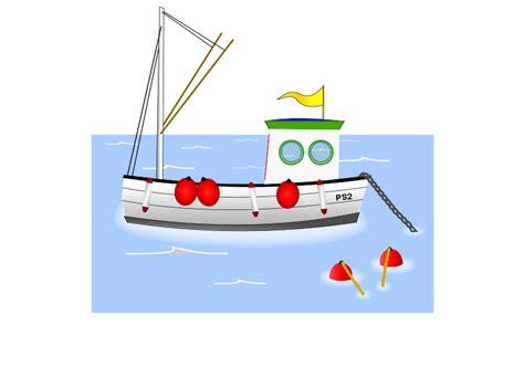 cartoon boat tattoo cartoon fishing boat cliparts co