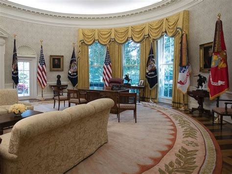 oval office renovation 2017 the renovated white house is ready for its close up