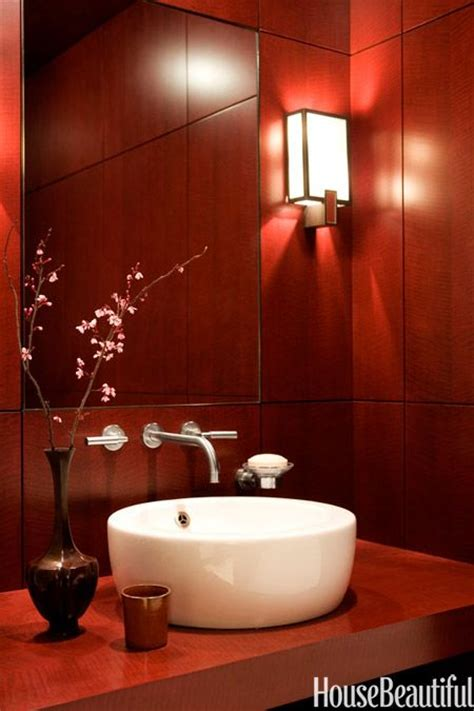 22 ideas to use marsala for bathroom d 233 cor digsdigs 22 ideas to use marsala for bathroom d 233 cor digsdigs