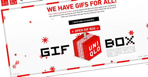 discount voucher uniqlo uniqlo packages promotions in online gif box