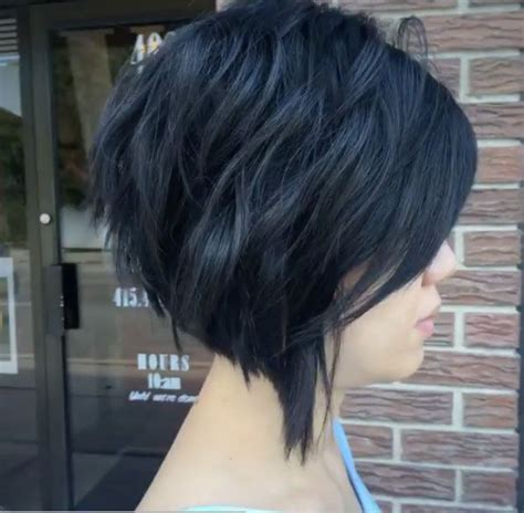 choppy inverted bob hairstyles 60 popular choppy bob hairstyles bobs by and choppy bobs