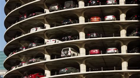 Pictures Of Garage Apartments by Marina City Parking By Design Youtube