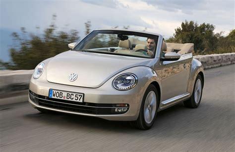 diesel volkswagen beetle volkswagen beetle cabriolet 2013 driving