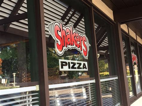 fremont house of pizza shakers pizza in fremont shakers pizza 4075 thornton ave
