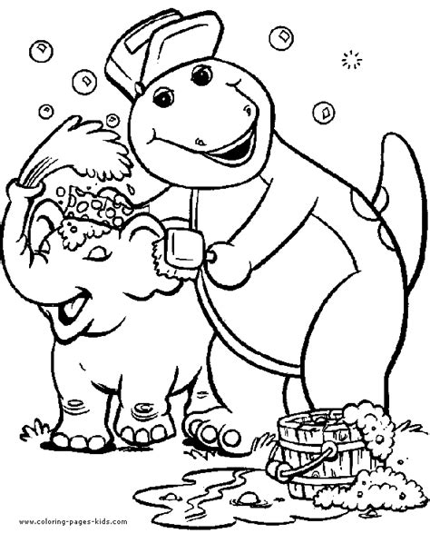 barney coloring pages for toddlers barney coloring sheets to printable coloring pages