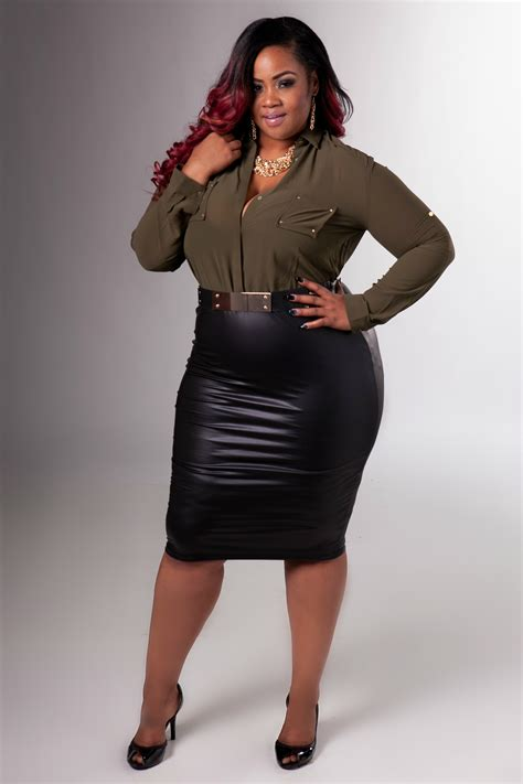 whats in atyle for the plus size gurl plus size fashion chic and curvy boutique