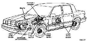 automotive service manuals 1994 dodge spirit transmission control 89 dodge shadow wiring diagram get free image about wiring diagram