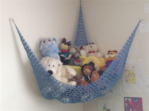 Doll Hammock by How To Crochet A Storage Hammock 15 Steps With Pictures