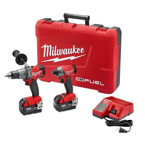 milwaukee m18 fuel 18 volt lithium ion cordless brushless
