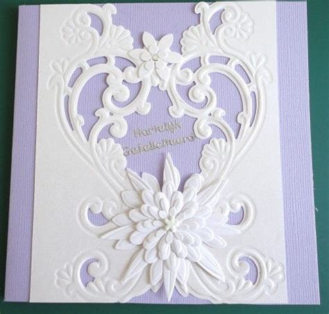 Wedding Album Embossing by 2307 Best Images About Cards Made With Dies On