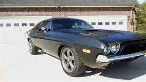 1973 dodge challenger custom interior and paint for sale