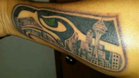 seattle seahawks tattoos 17 best images about seahawks tattoos on logos