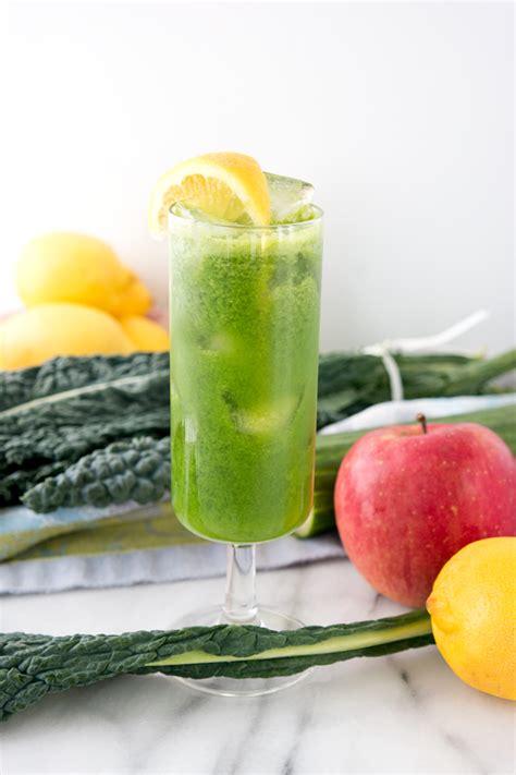 Green Detox Juice With Kale by Green Detox Juice