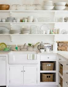 kitchen shelf display ideas vote white or wood for my new kitchen shelves living