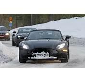 2018 Aston Martin DB11 Volante Gallery 698304  Top Speed