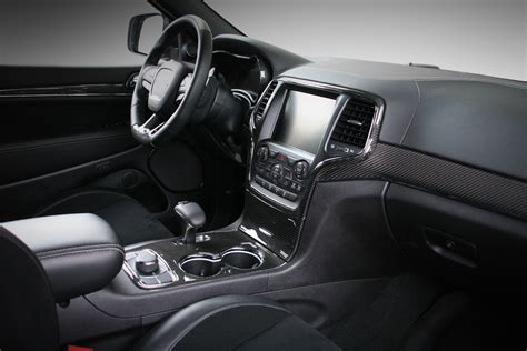 jeep grand cherokee interior 2015 carbon motors present carbon infused jeep grand cherokee srt8