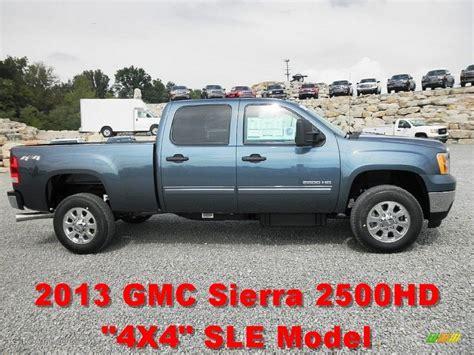 2013 stealth gray metallic gmc 2500hd sle crew cab 4x4 70749534 gtcarlot car