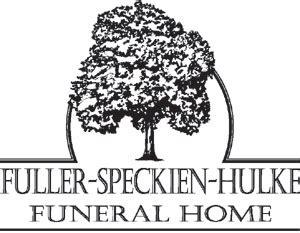 fuller speckien hulke funeral home eau wisconsin