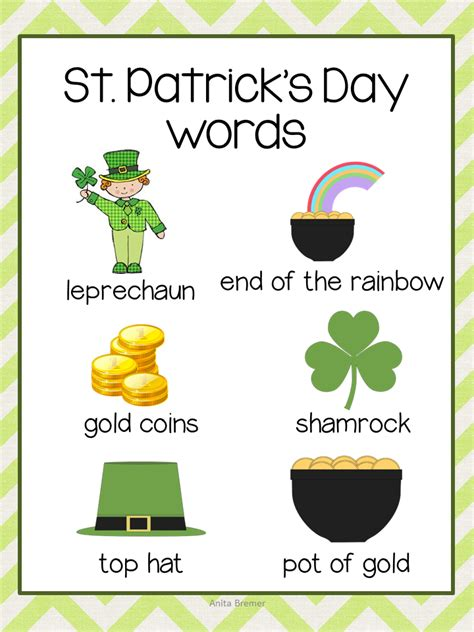 s day list s day list 28 images st s day inspired list printables