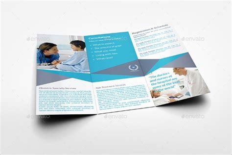 22 Healthcare Brochures Sle Templates Healthcare Brochure Templates
