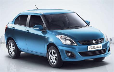 Suzuki Desire Maruti Suzuki New Dzire Launched Auto Motoring