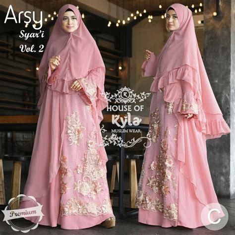 Model Muslim Terbaru model baju muslim 2018 terbaru trend fashion 2018 muslim