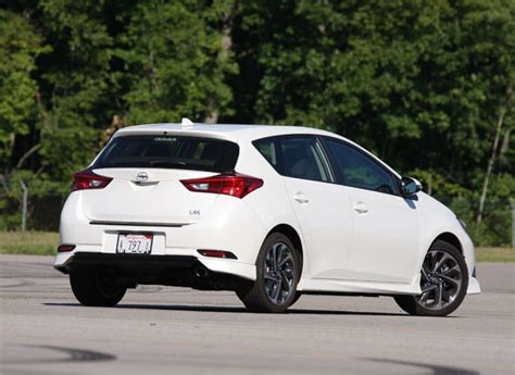 driving the scion im hatchback consumer reports