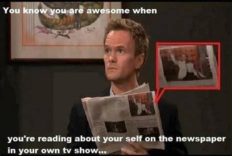Neil Patrick Harris Meme - how i met your mother 30 pics