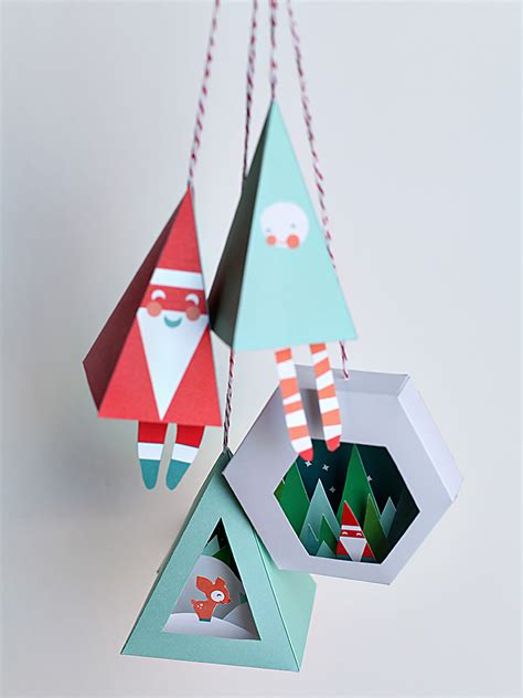 scenic christmas ornaments 2 pack smallful