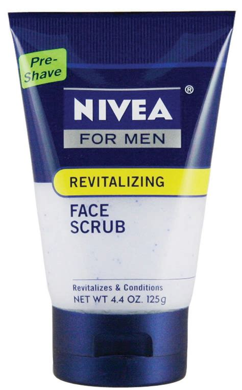 Exfoliant Scrub when in the shower use nivea for scrub as an exfoliant it works wonders trusper