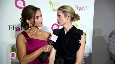 qvc hosts gossip linkaticom lisa robertson interviews kelly rutherford youtube