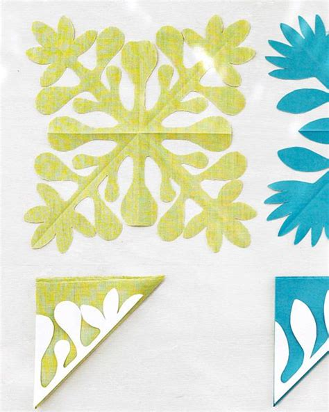 printable hawaiian snowflakes island inspirations a glossary of our patterns