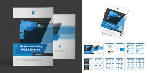 Product Catalog Indesign Template Brochure Templates Codester Indesign Catalog Templates
