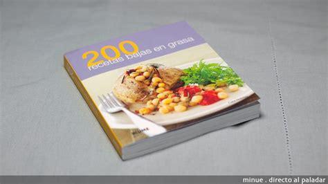 libro superfoods recetas y libro de 200 recetas bajas en grasa sabor y salud no son
