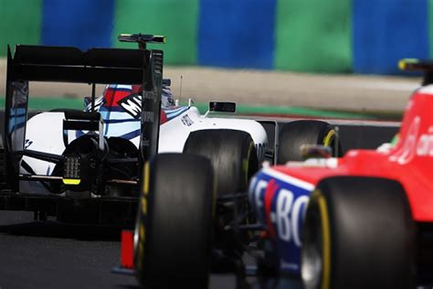 Team F1 Williams Agrees Technical Deal With Manor Formula 1 Team