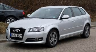 2012 Audi A3 Sportback 2012 Audi A3 Sportback 8p Pictures Information And