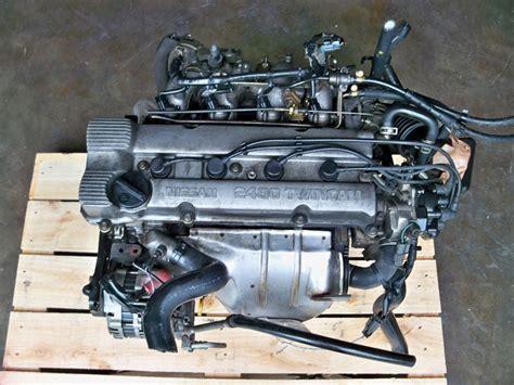 2 4l nissan engine jdm 97 01 nissan altima ka24de engine 4 cyl dohc 2 4l
