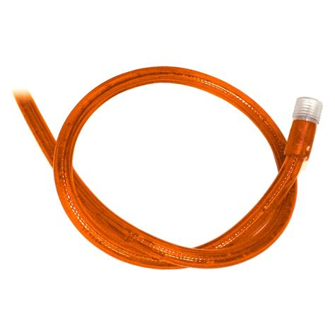 action lighting 20600 150 amber incandescent rope light